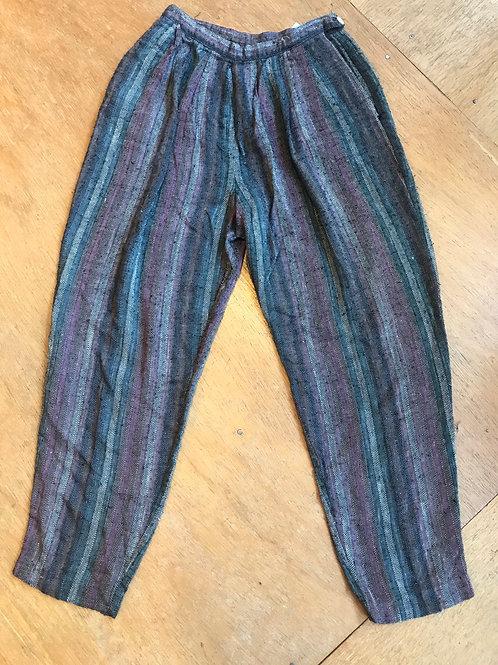 Vintage tapered pants