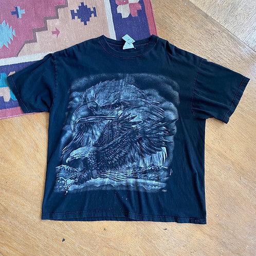 Vintage 1996 eagle tee