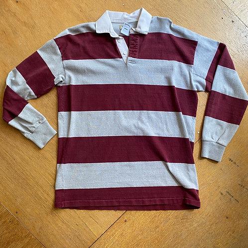 Vintage LL Bean rugby top