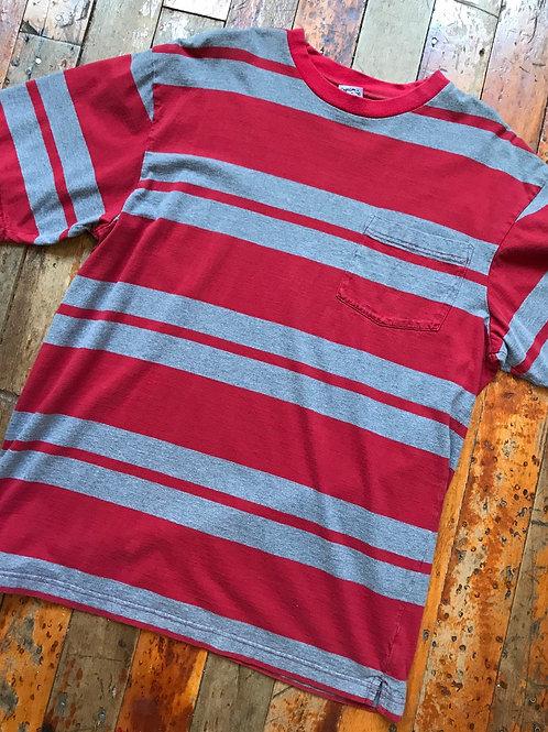 Stripe pocket t-shirt duluth brand