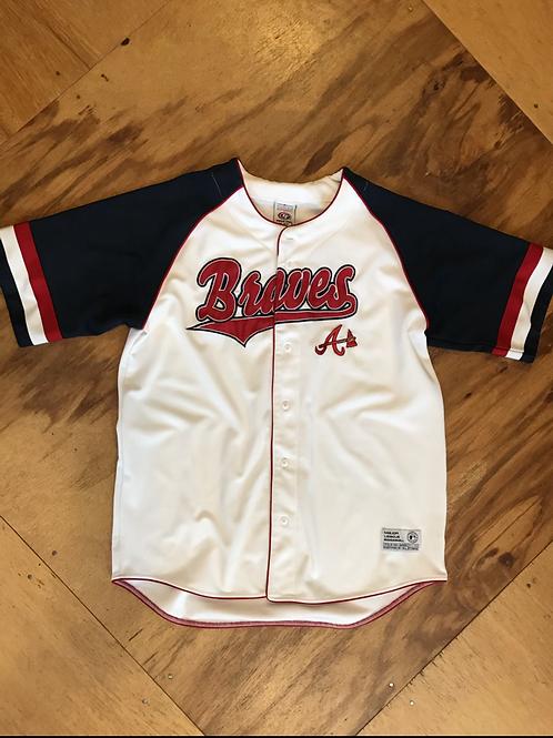 Recycled Atlanta Braves jersey