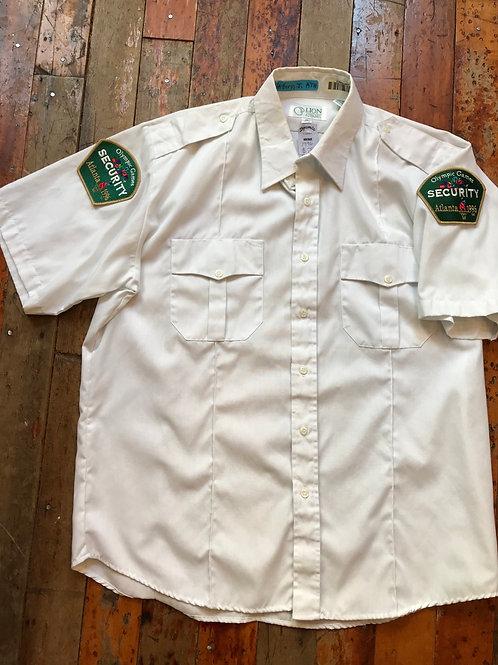 1996 Olympics Security uniform shirt