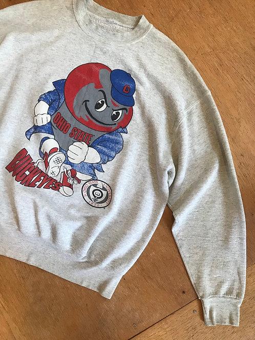 Vintage Buckeyes sweatshirt