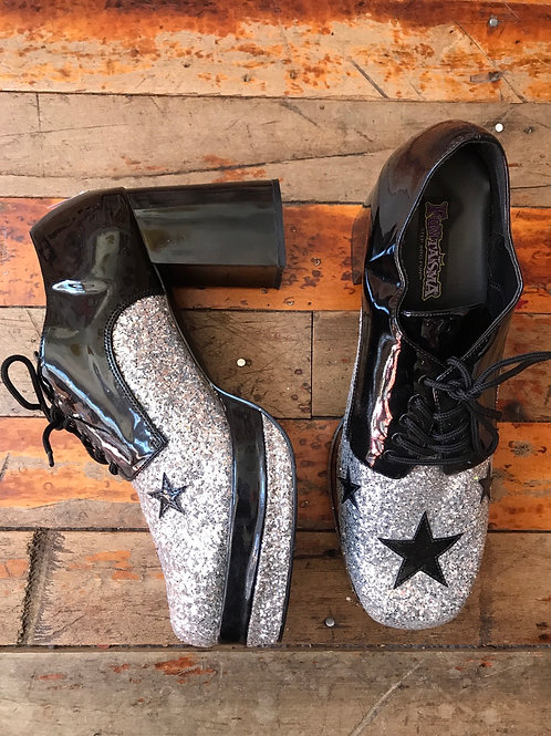 Disco guys shoes Glam Rock