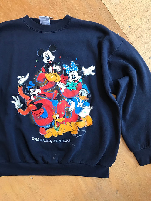 2000 Disney Sweatshirt