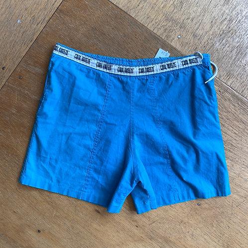 Vintage cotton shorts
