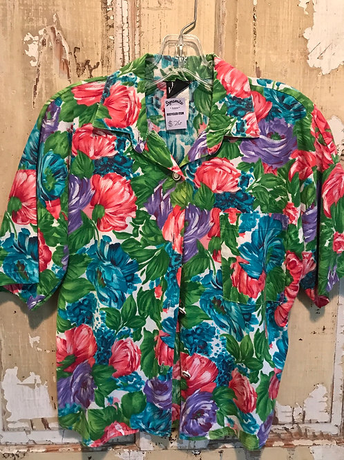 Cute Hawaiian shirt