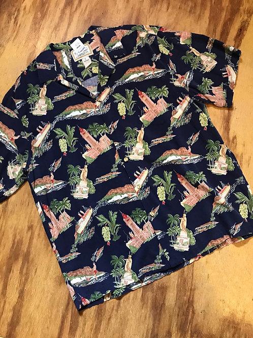 Vintage real Hawaiian shirt