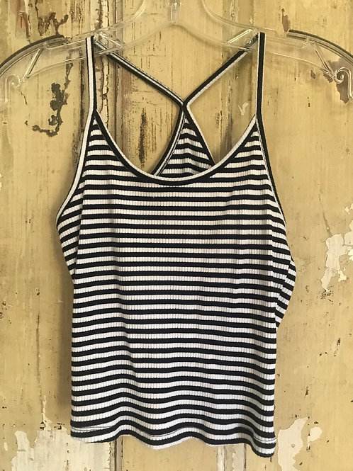 New Striped tank