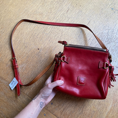 Vintage Dooney & Burke shoulder bag