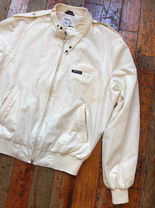 Cream Members Only Jacket