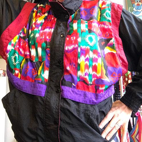 Vintage Nylon track jacket