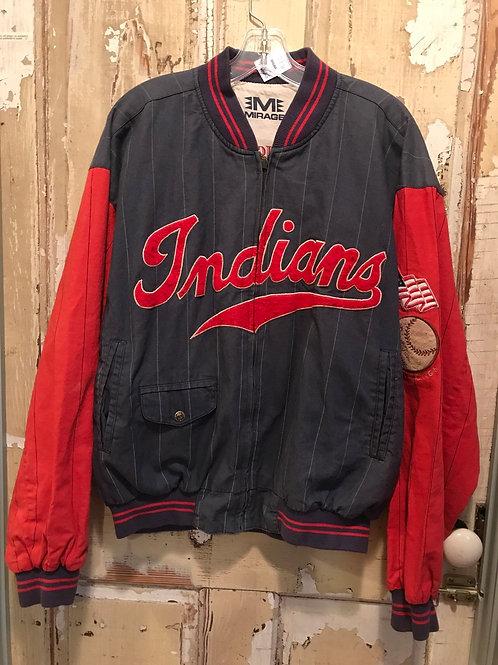 1991 Cleveland Indians jacket