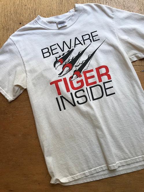 Vintage t-shirt tiger inside