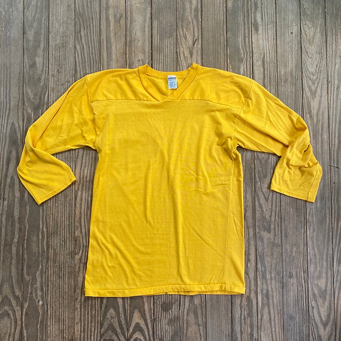 Vintage yellow football top