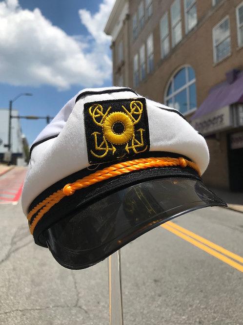 Ahoy! New captains hat
