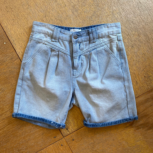 Adorable recycled denim shorts