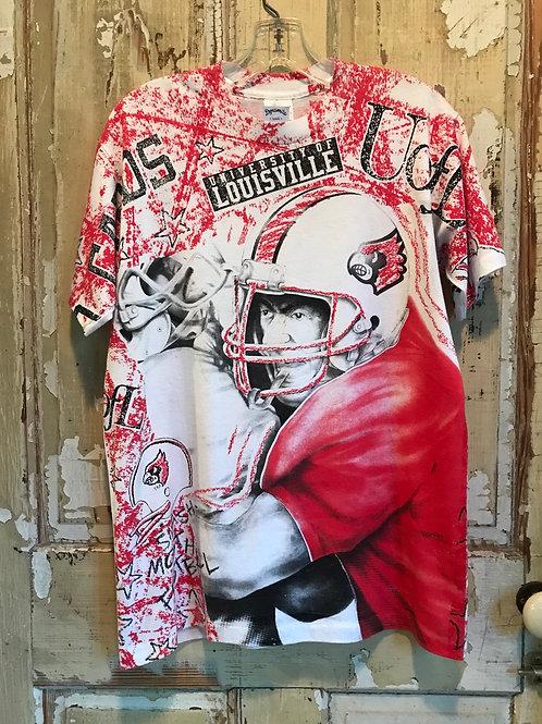 U of Louisville t-shirt