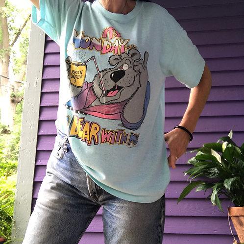 Vintage 1980's tshirt