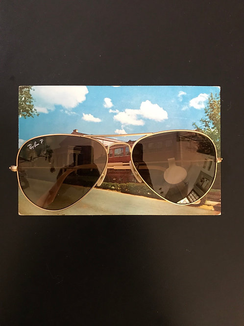 Legit polarized RayBan sunglasses