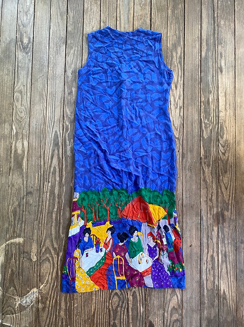 Spunky 90s dress