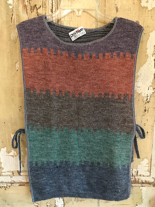 THE JESSLYN vintage tank sweater vest