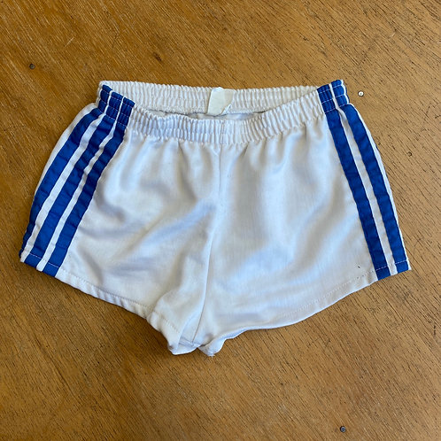 Vintage shorts with lining