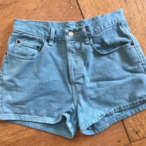 Vintage gap button fly shorts 28w