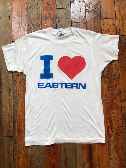 Vintage 1980's Eastern airlines t-shirt