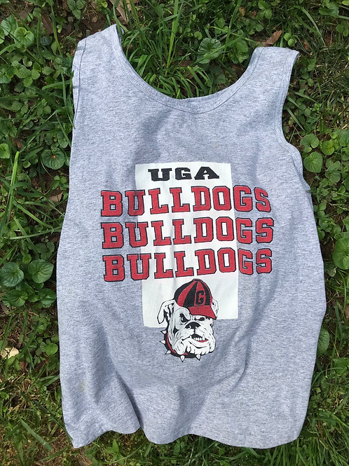 Bulldogs tank top