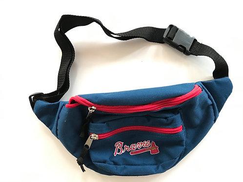 Braves fanny pack vintage