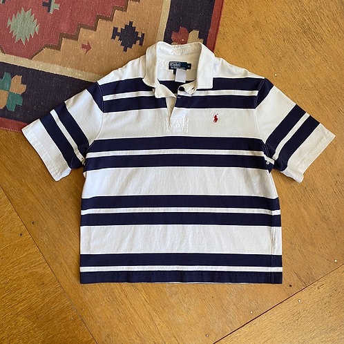 Vintage POLO rugby top