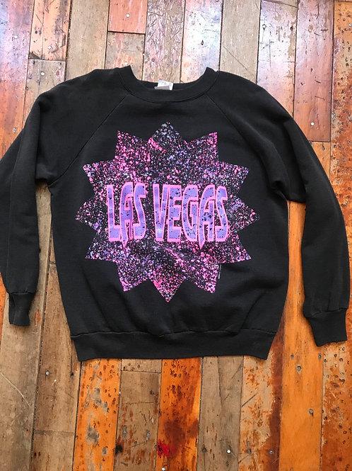 Vintage late 80's Las Vegas sweatshirt