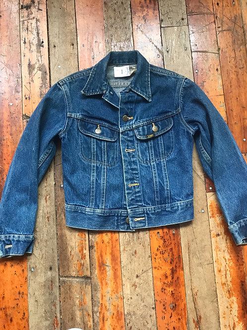 CHILDRENS Vintage Wrangler Jacket