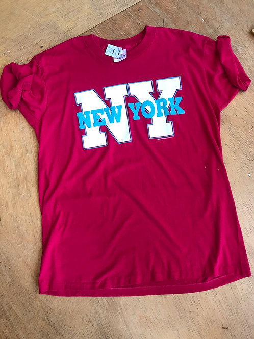 Vintage 1991 New York  T-shirt