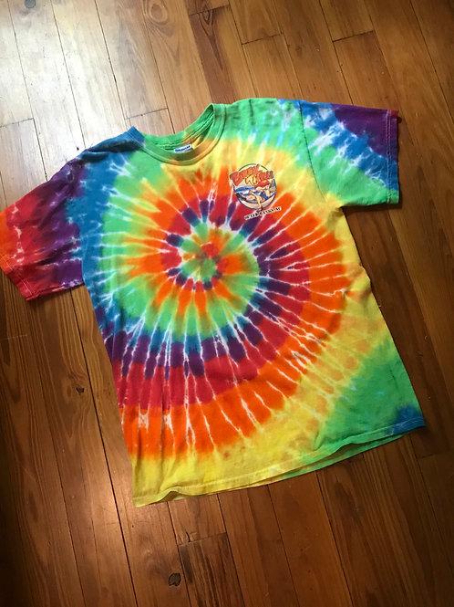 2007 beach tie dye