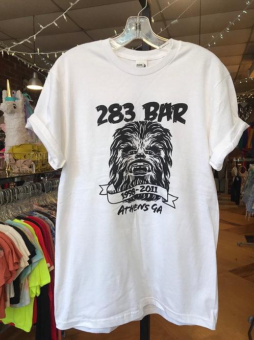 NEW 283 bar shirts