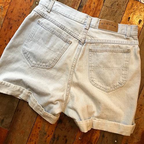 Vintage Lee Rider high waist shorts 30w