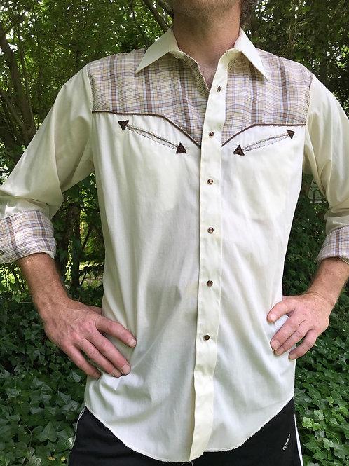 USA made western cowboy shirt