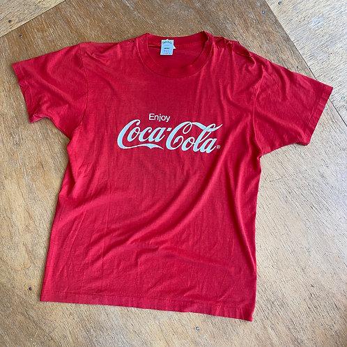 1980s coke vintage t-shirt