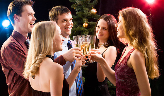 Christmas Party Season - A How To Survival Guide