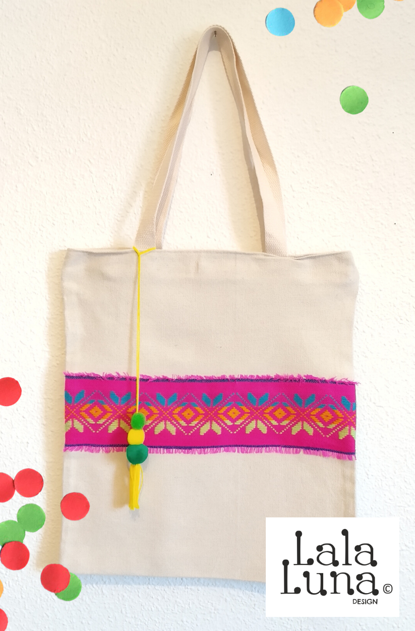 Tote bag mexicano