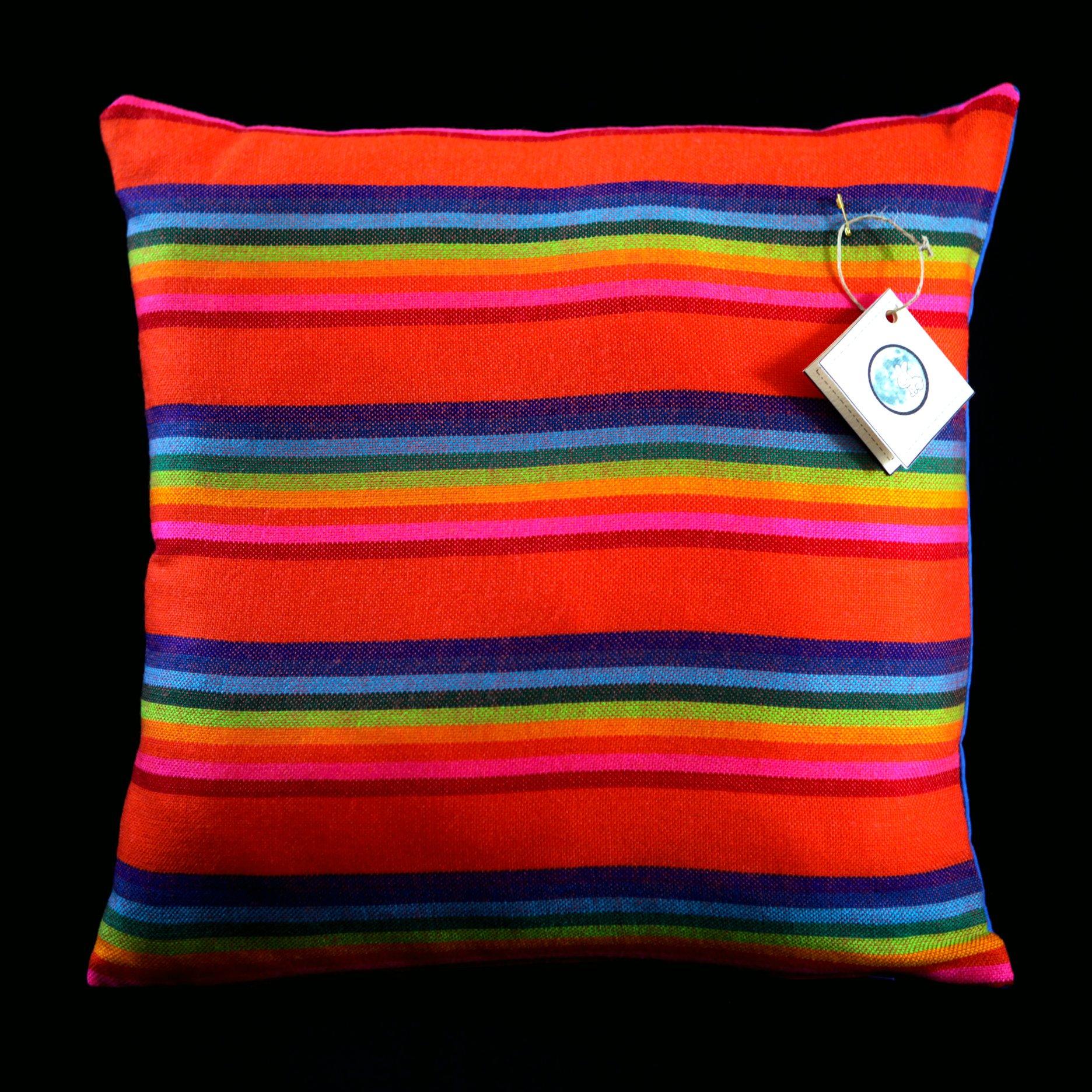 Funda para cojín mexicana