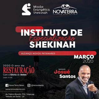 Instituto shekinah