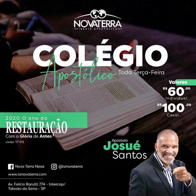 Colégio apostólico