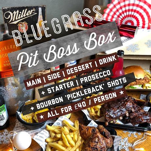 Christmas Pit Boss Box