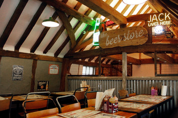 High Wycombe Log Store (8-25 ppl)