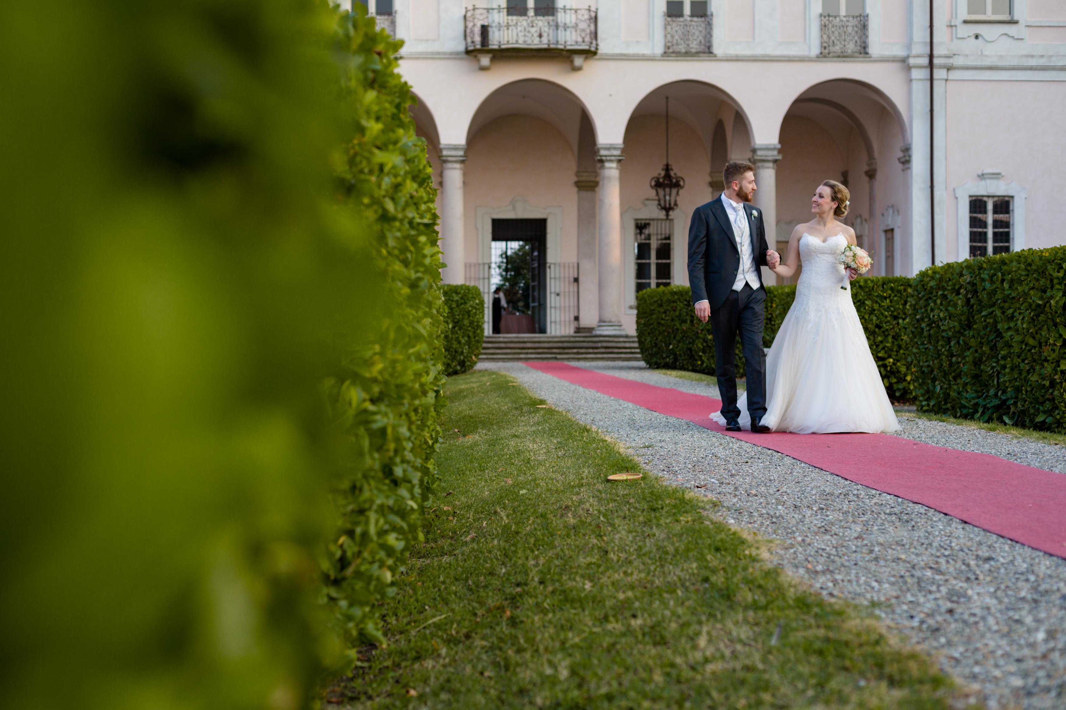 Amalia e Fabio