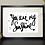 Thumbnail: You are my Sunshine wall art
