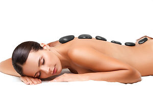 Hot and Cold Stone Massage treatment, by Well Being Massage Therapies, London